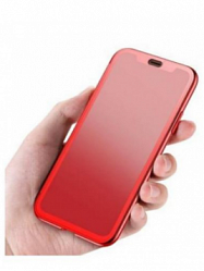 Накладка Baseus для Iphone X Touchadle WIPIPHX-TS09 Red