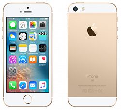 Apple iPhone SE 32Gb (A1723) Gold уценка
