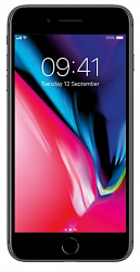 Мобильный телефон  Apple iPhone 8 Plus 256Gb (A1864) Space Grey