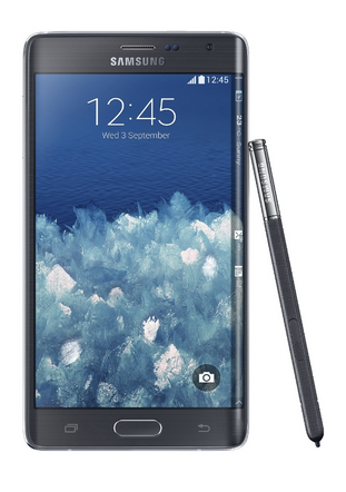 Samsung N915G Galaxy Note Edge 32Gb Black уценка