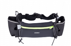 Сумка на пояс Romix RH09 Waterproof Running Belt Sports Black
