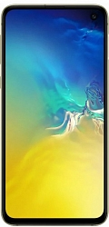 Мобильный телефон  Samsung Galaxy S10e G970FD 128Gb Yellow