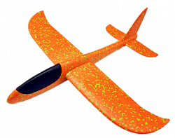 Самолет-бумеранг Foam Airplane Orange
