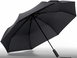Автоматический зонт Xiaomi Automatic Umbrella ZDS01XM Black