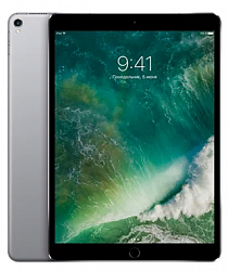 Планшет Apple iPad Pro 10.5 64Gb Wi-Fi (2017) Space Grey