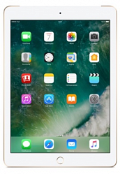 Планшет Apple iPad 128Gb Wi-Fi Gold 2017